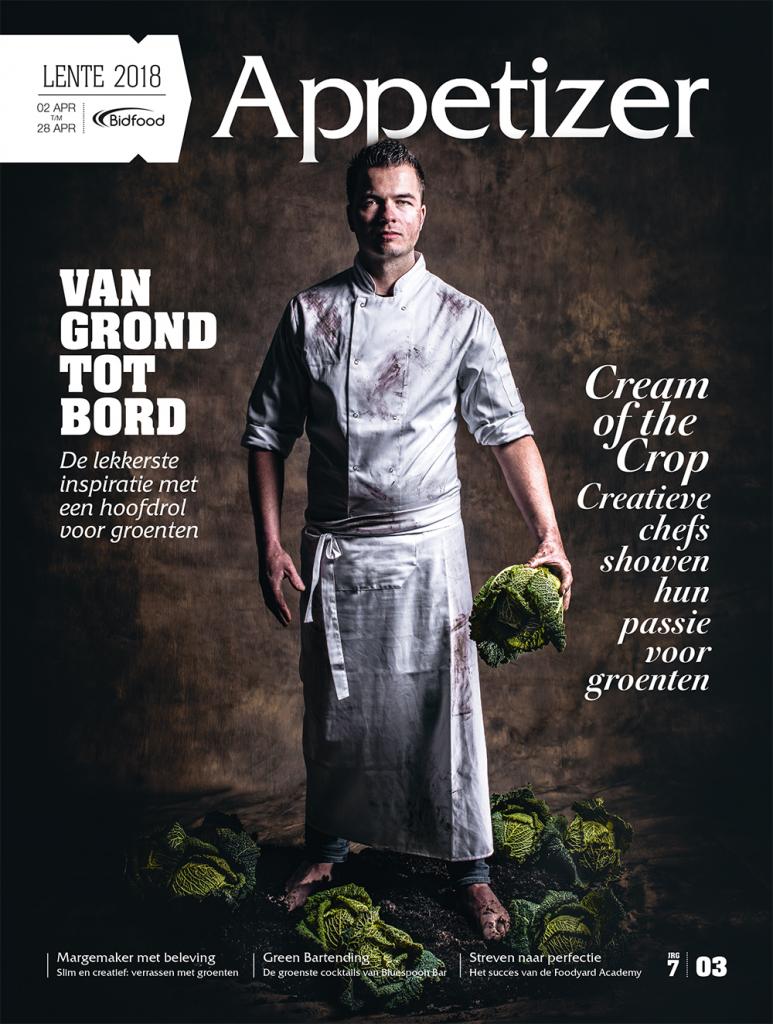 Han Snel Appetizer lente 2018 bentinck Tommy Janssen