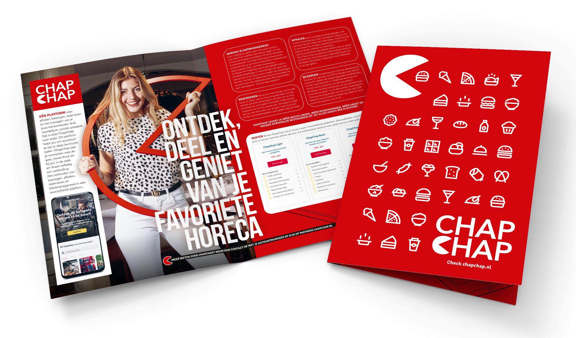 ChapChap leaflet